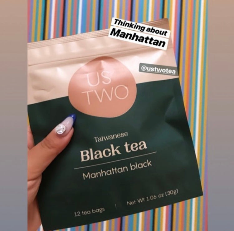 Manhattan Black: Black Tea