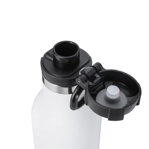 bottlebottle Flip Top Lid Replacement Cap for Hydro Flask Standard Mouth Bottle with Carrying Loop Handle
