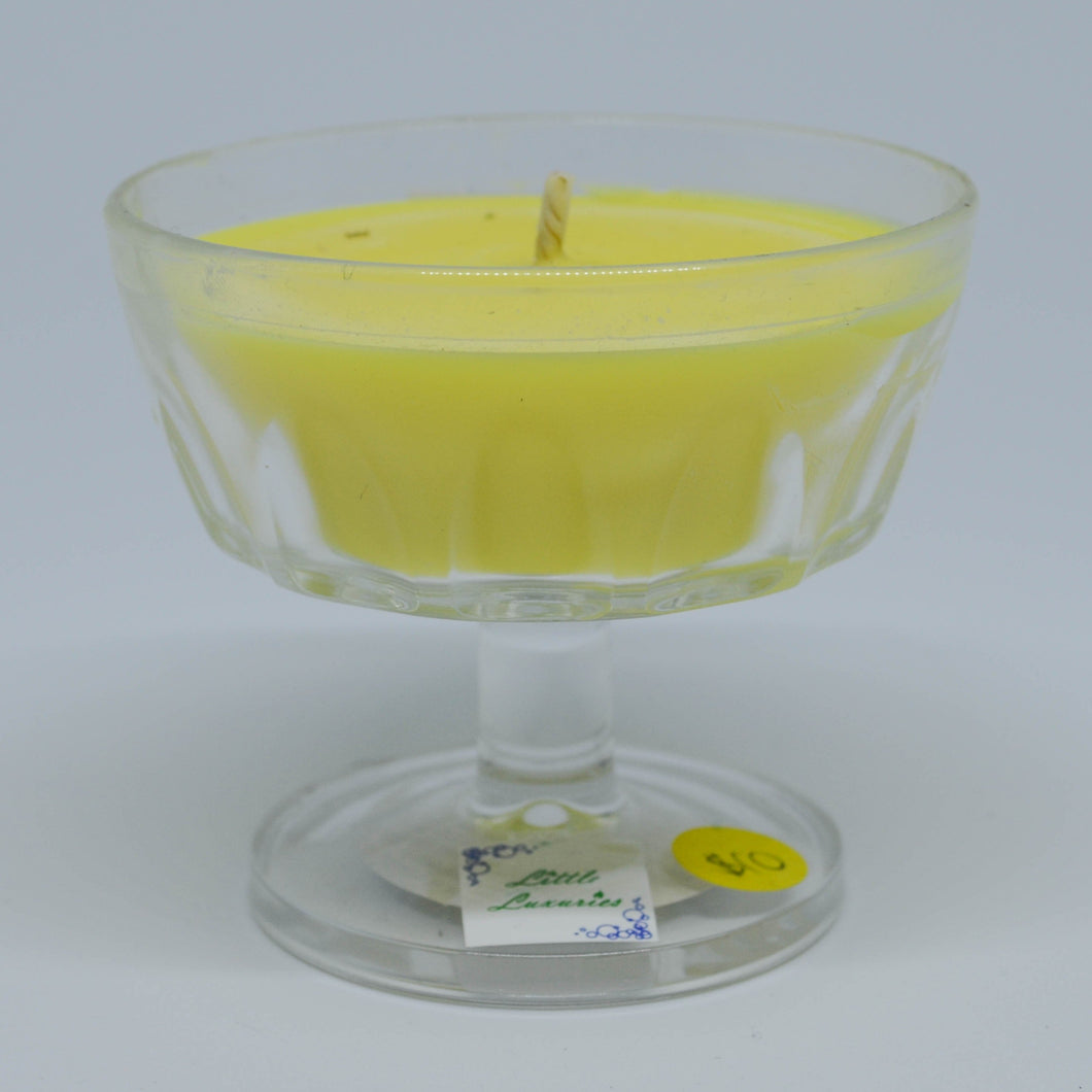 Shallow Dessert Candles - Little Luxuries (Vic)