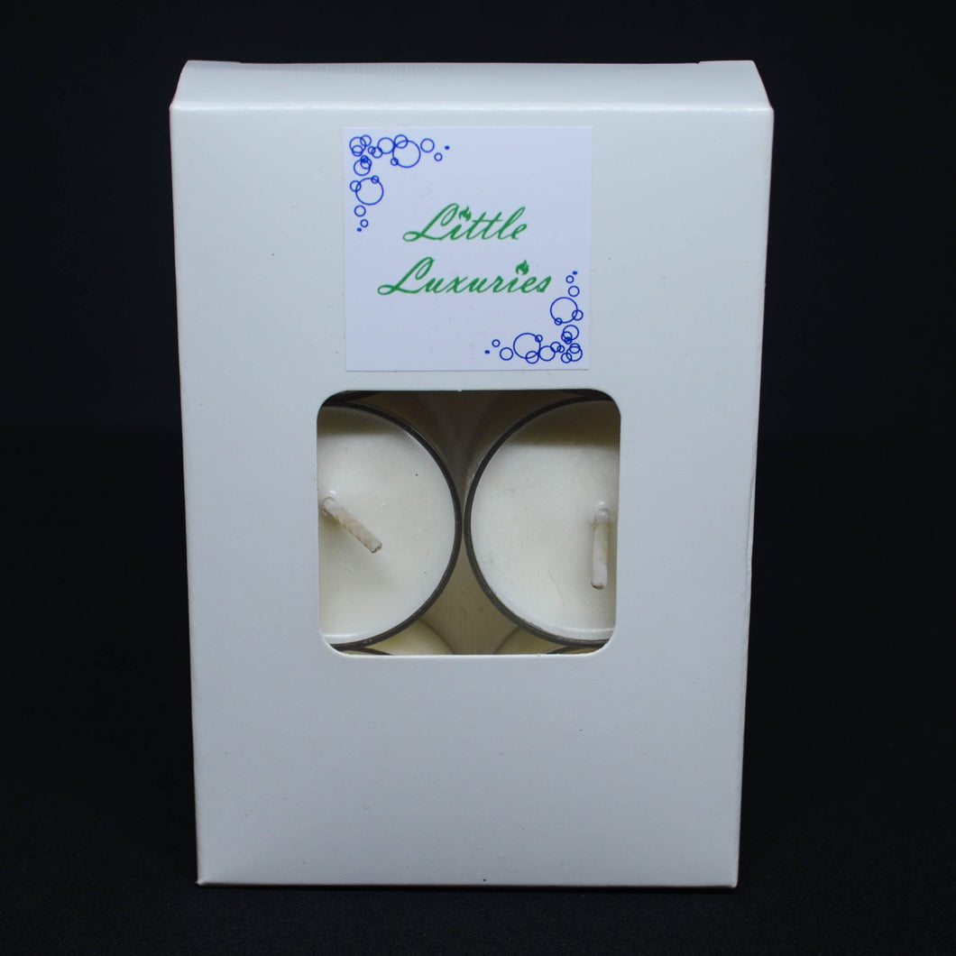 Tealights (Unscented) - Little Luxuries (Vic)