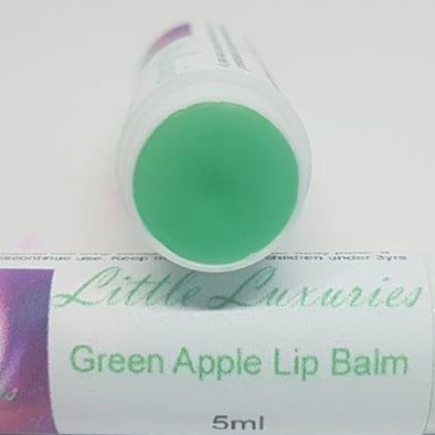 Green Apple Lip Balm - Little Luxuries (Vic)