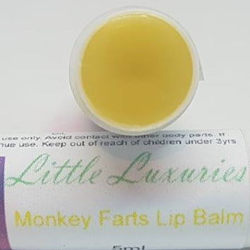 Monkey Farts Lip Balm - Little Luxuries (Vic)
