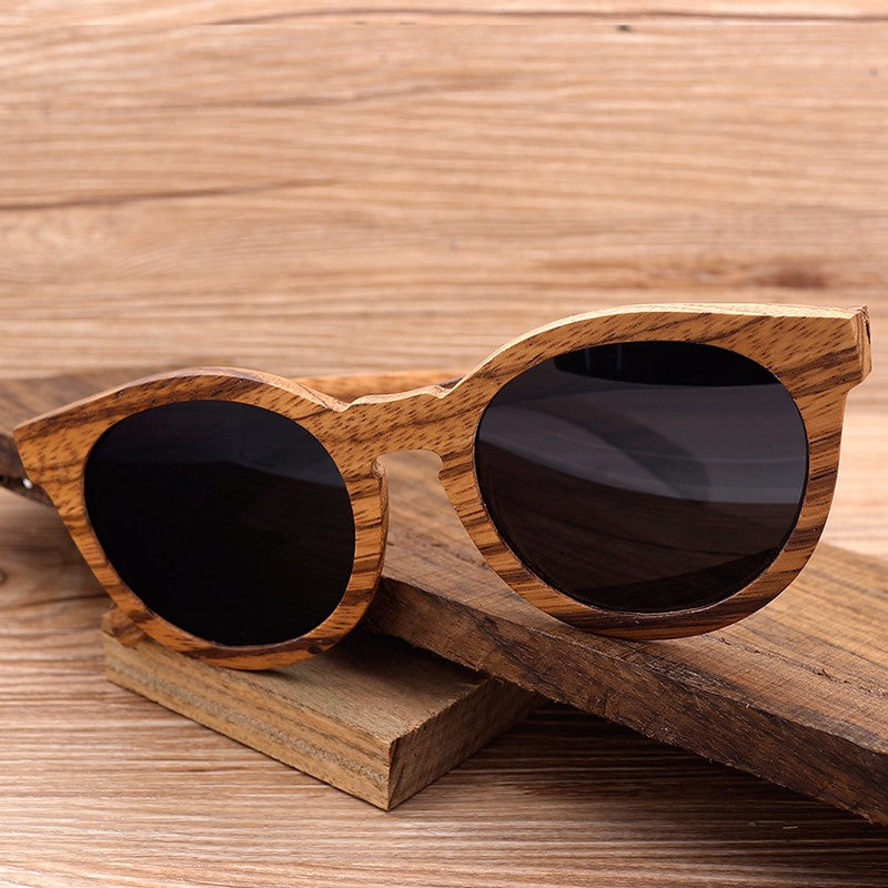 Gafas de madera City Collection