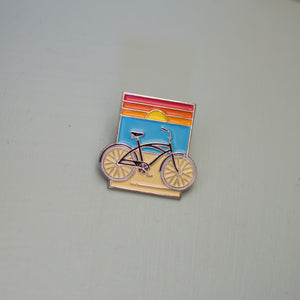 Beach Cruiser Pin