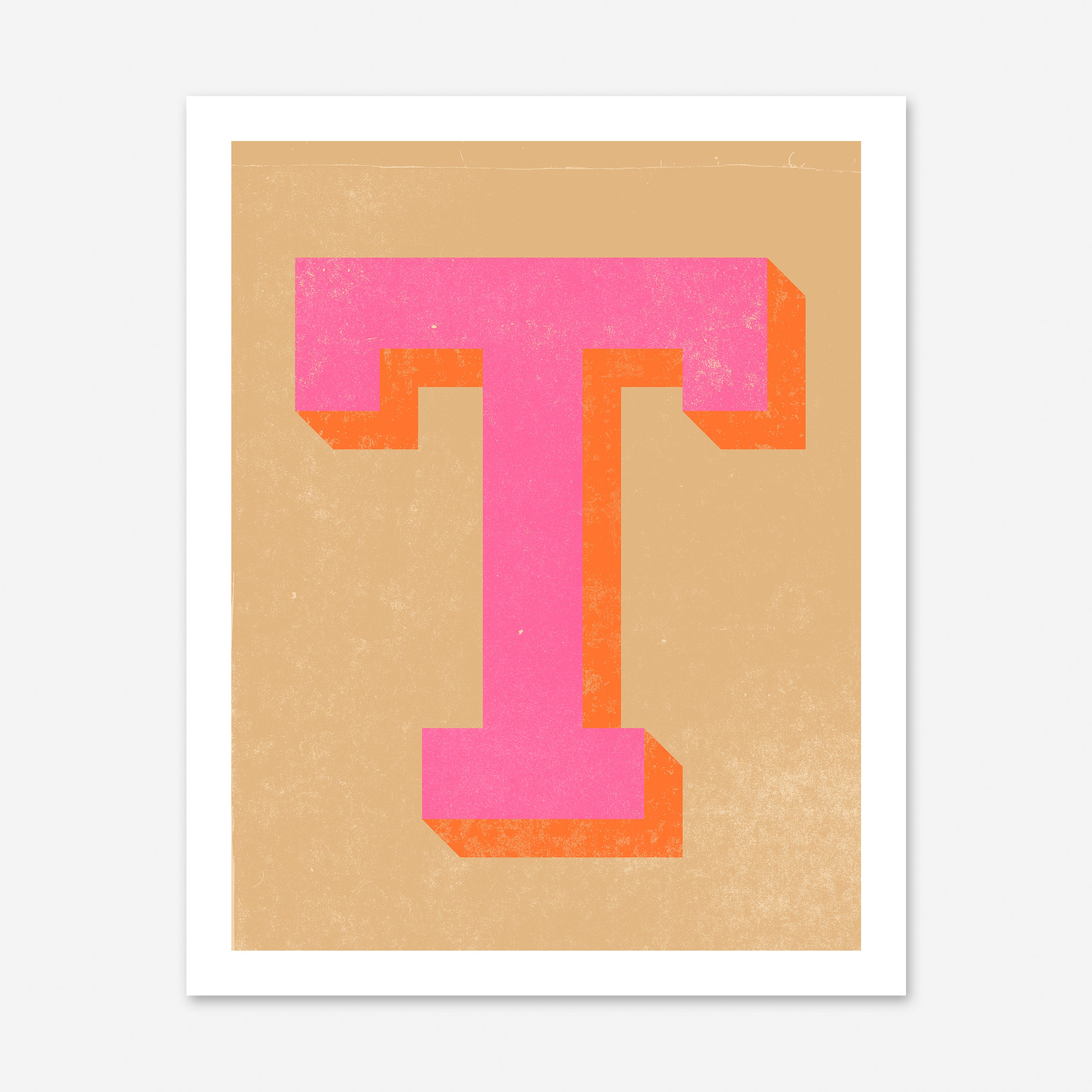 The Letter T - No. 2