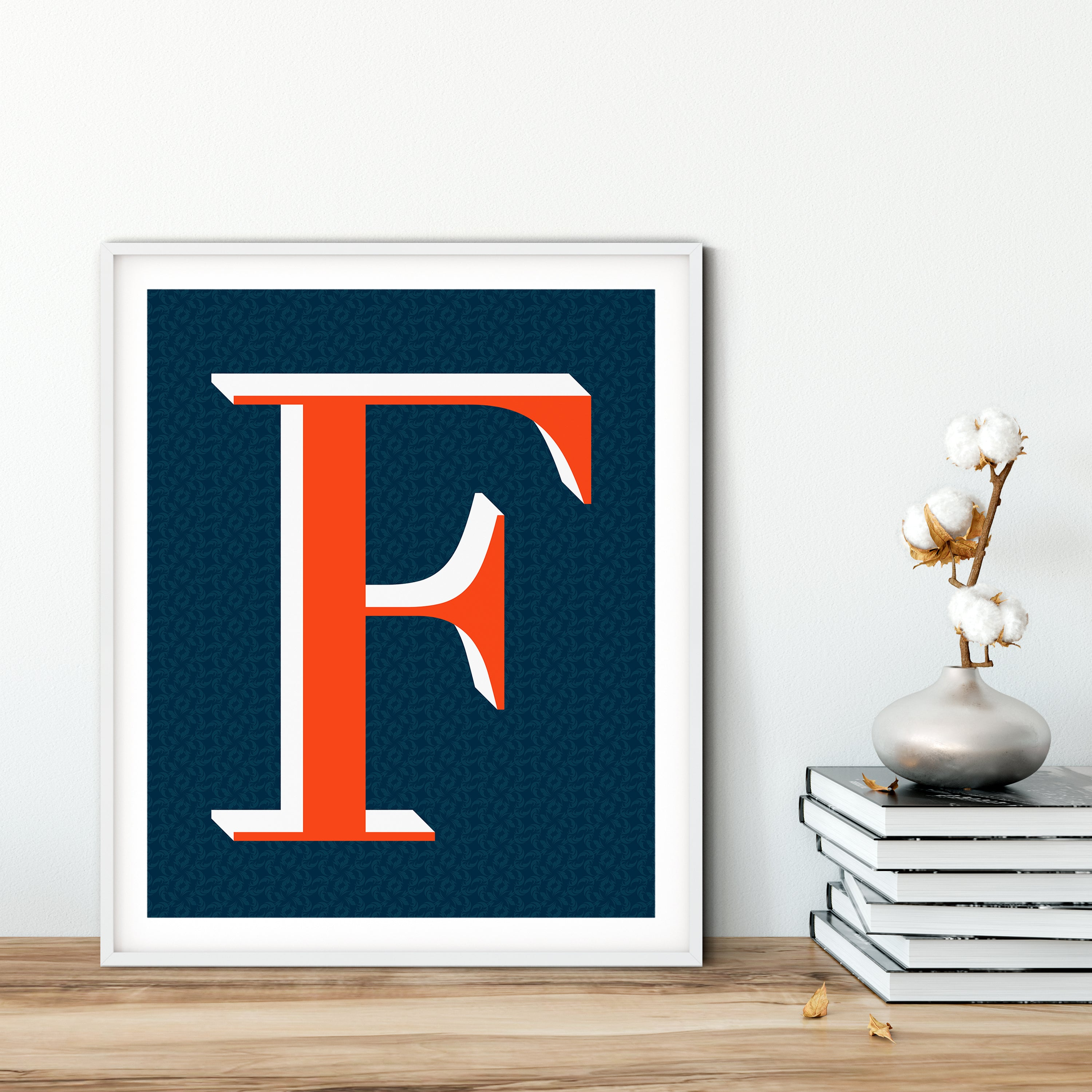 The Letter F - No. 1