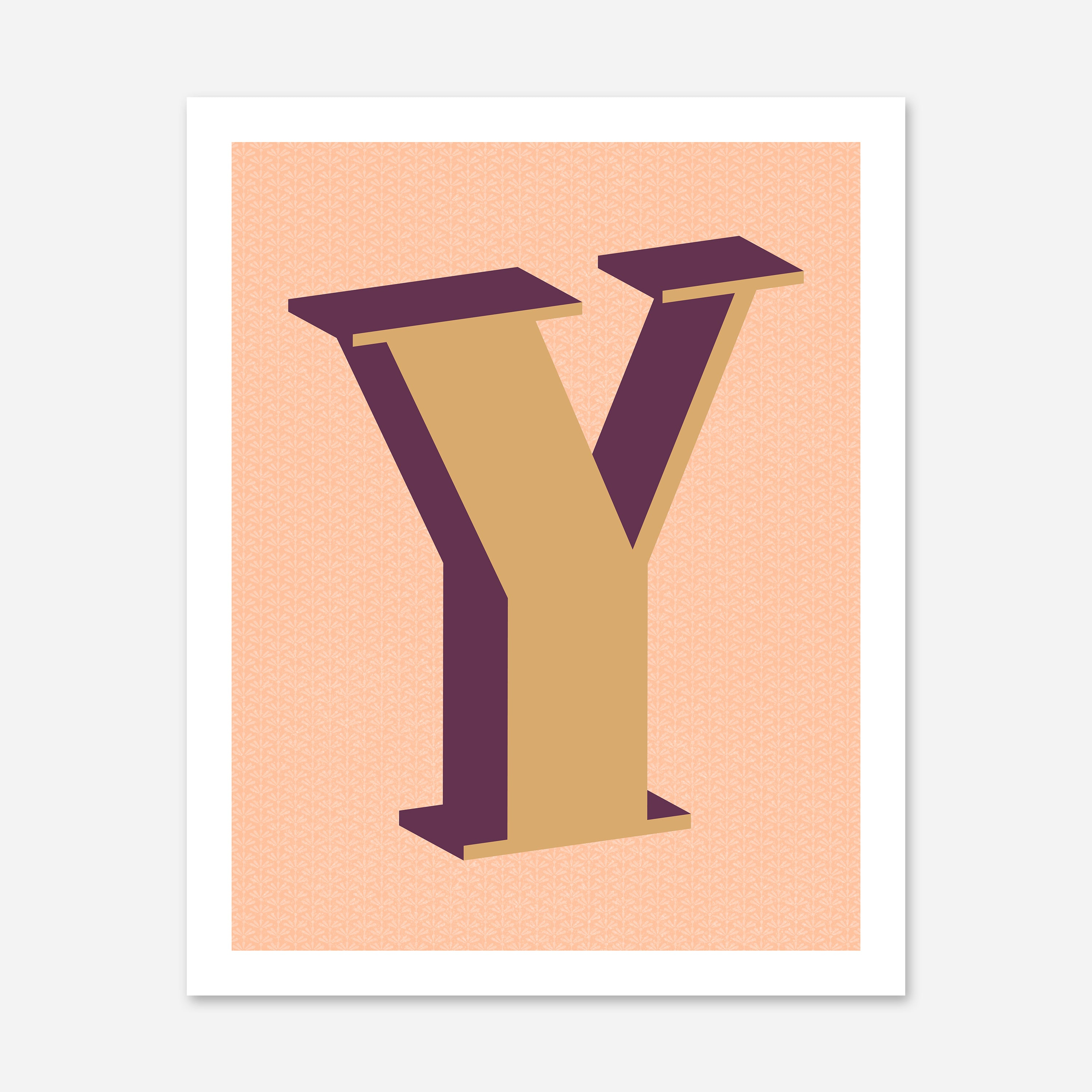 The Letter Y