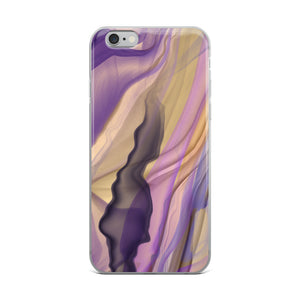 Abstract No. 7 iPhone Case