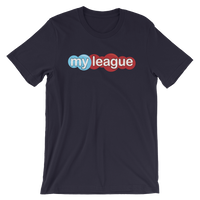 MyLeague - Short-Sleeve Unisex T-Shirt