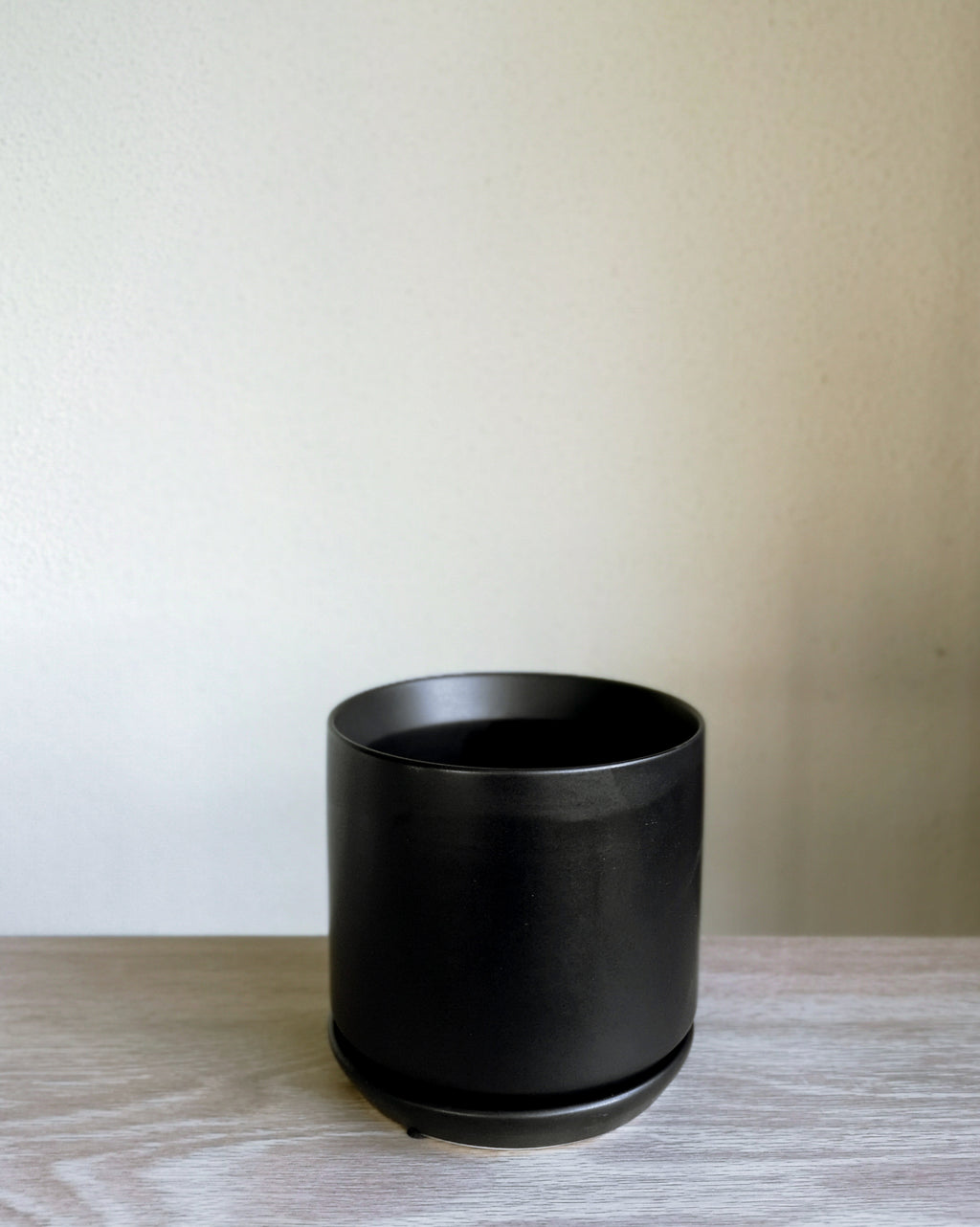 Oslo Planter - Black