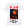 MISSING T-SHIRT + DIGITAL ALBUM