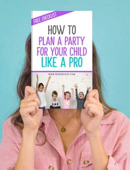 How to Plan a Party for your Child
