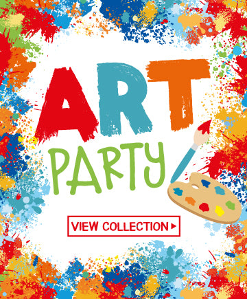 Art Party Red