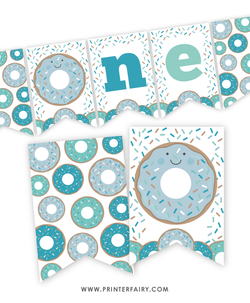 Donut ONE Banner
