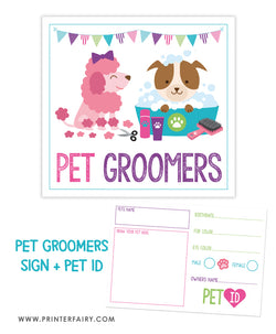 Puppy Groomers Pack