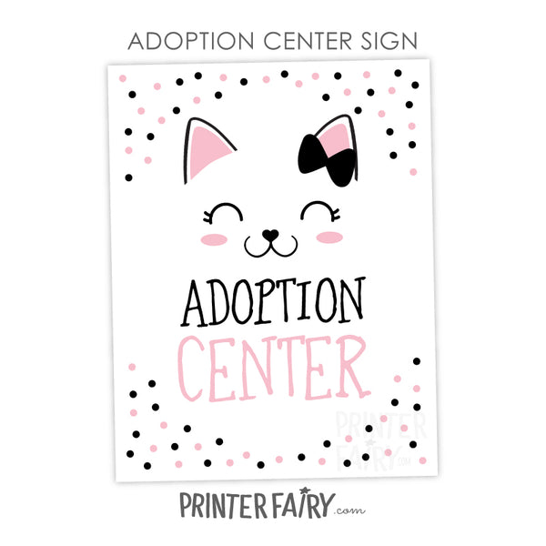 Kitty Cat Adoption Full Pack