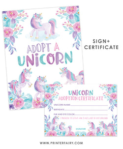 Unicorn Adoption Center