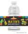 Fiesta Water Bottle Labels