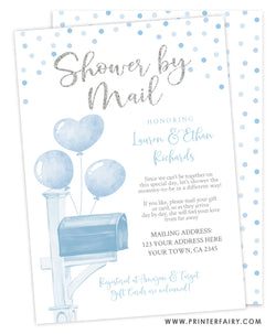Baby Shower by Mail