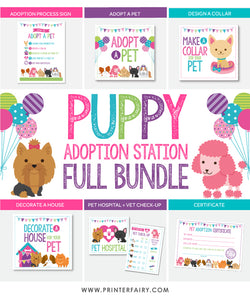 Puppy Adoption Full Pack