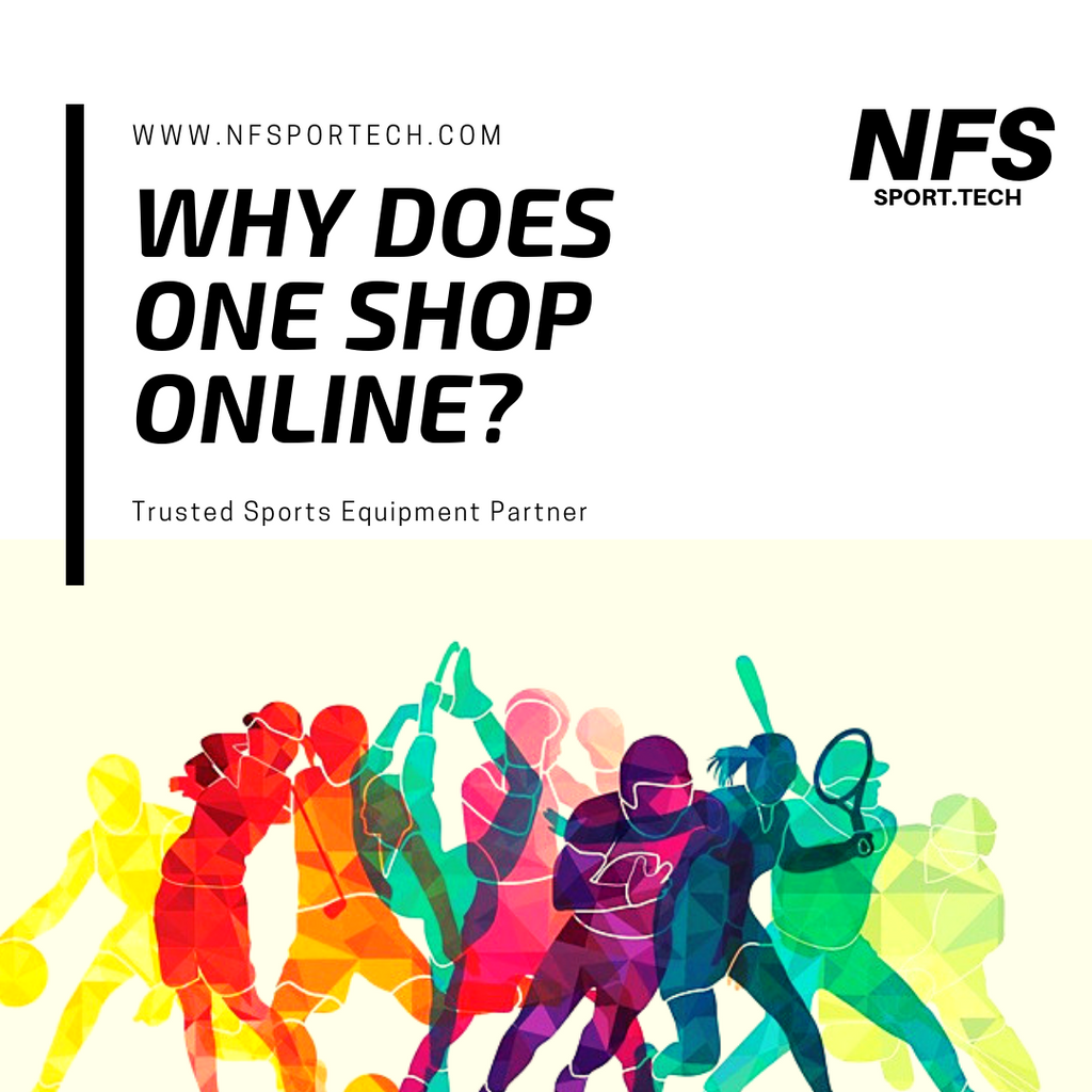 Why does one shop online? - NFSporTech
