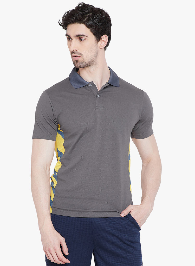T-shirt Polo 3310 Grey - NFSporTech