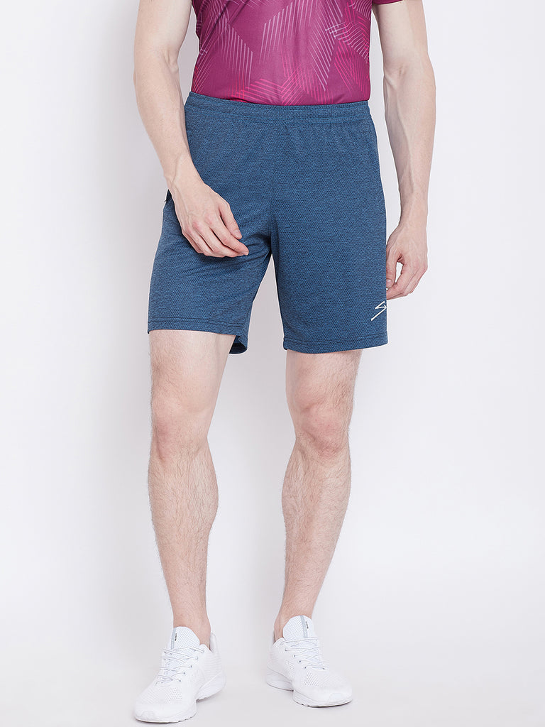 Shorts SH4436 India Blue - NFSporTech