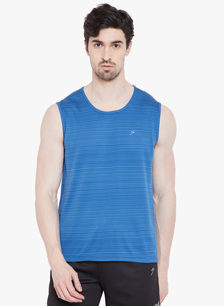 Training Vest TV1121 India Blue - NFSporTech
