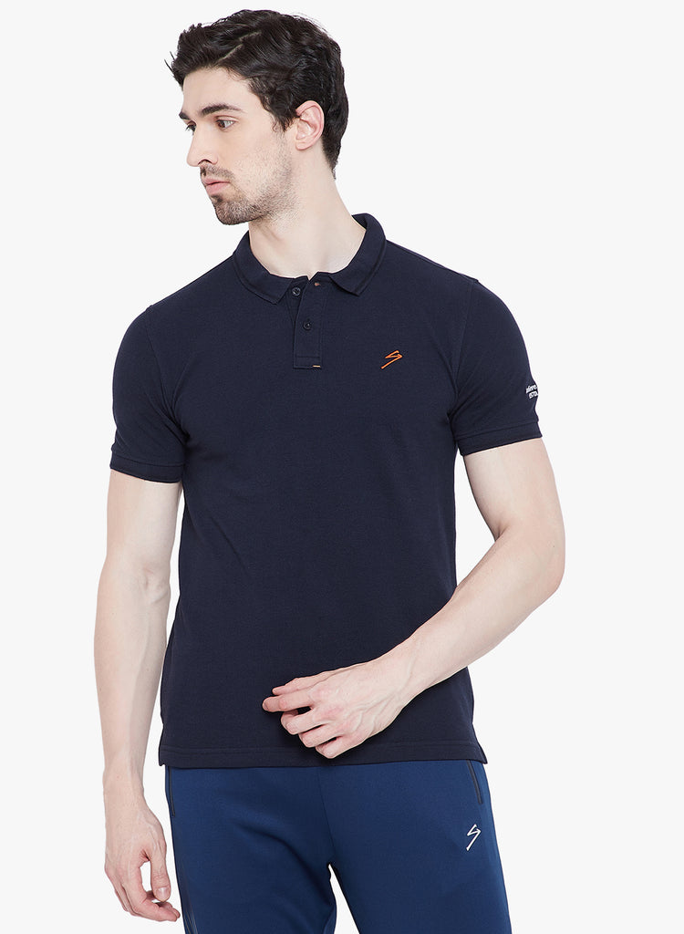 T-shirt Polo 3402 Navy