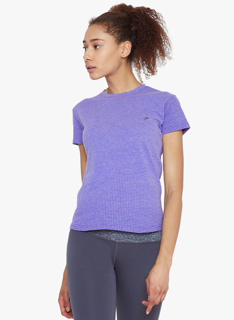 T-shirt RTSW2283 Purple - NFSporTech