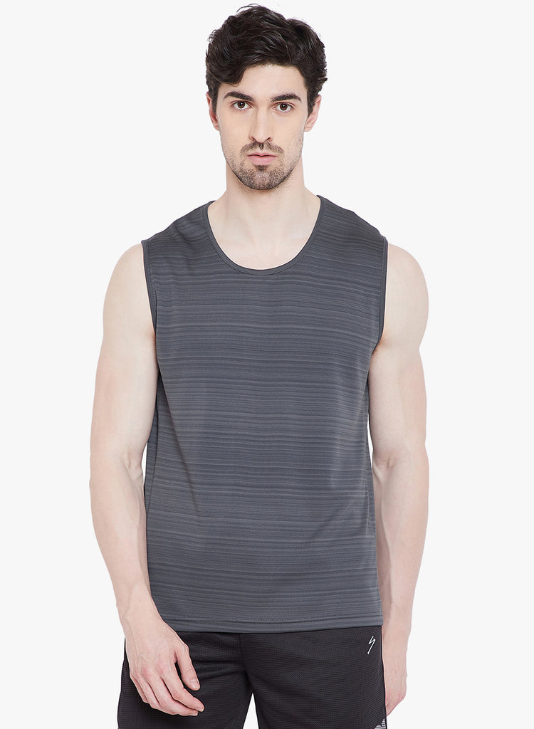 Training Vest TV1121 Grey - NFSporTech