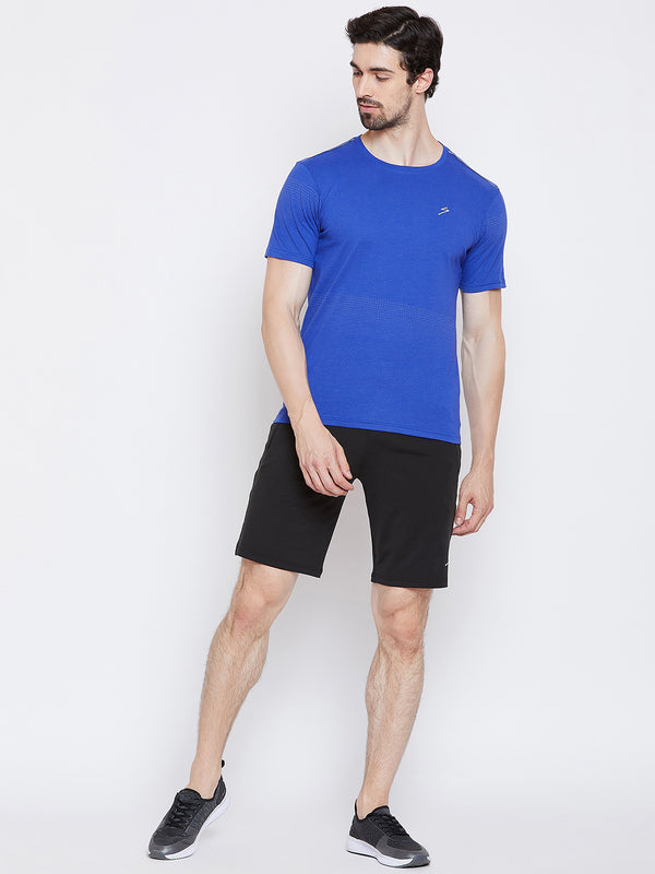 T-shirt RTS2282 Royal Blue - NFSporTech