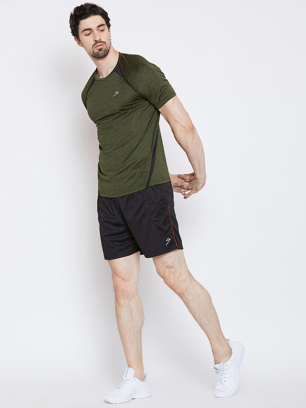 T-shirt RTS2290 Olive - NFSporTech