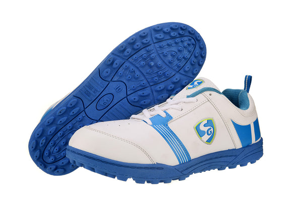 Cricket Shoes  Bouncer 1.0 (Aqua)-SG - NFSporTech