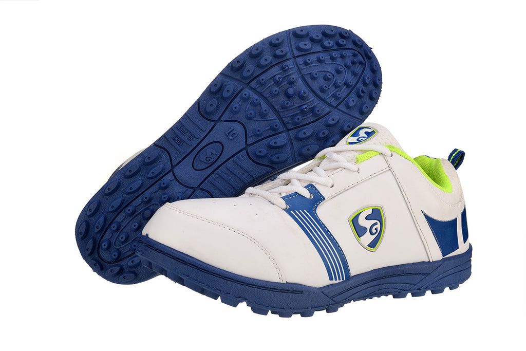 Cricket Shoes Bouncer 1.0 (Lime)-SG - NFSporTech