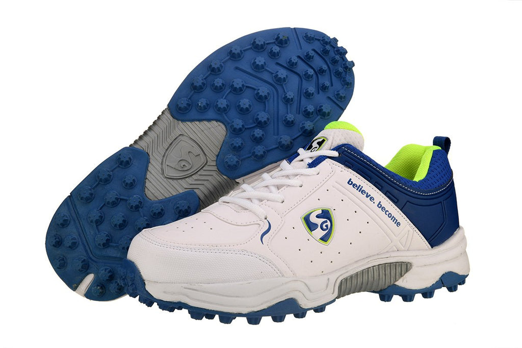 Cricket Shoes Club 3.0(Lime green)-SG - NFSporTech