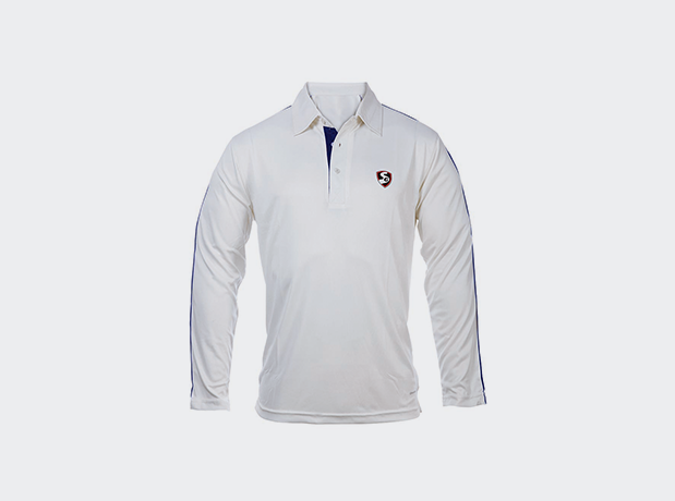 Cricket Whites century (full sleeves)-SG - NFSporTech