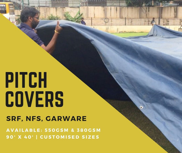 Cricket Pitch Cover - NFSporTech