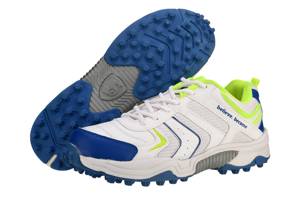 Cricket Shoes Scorer 3.0 (Lime Green)-SG - NFSporTech