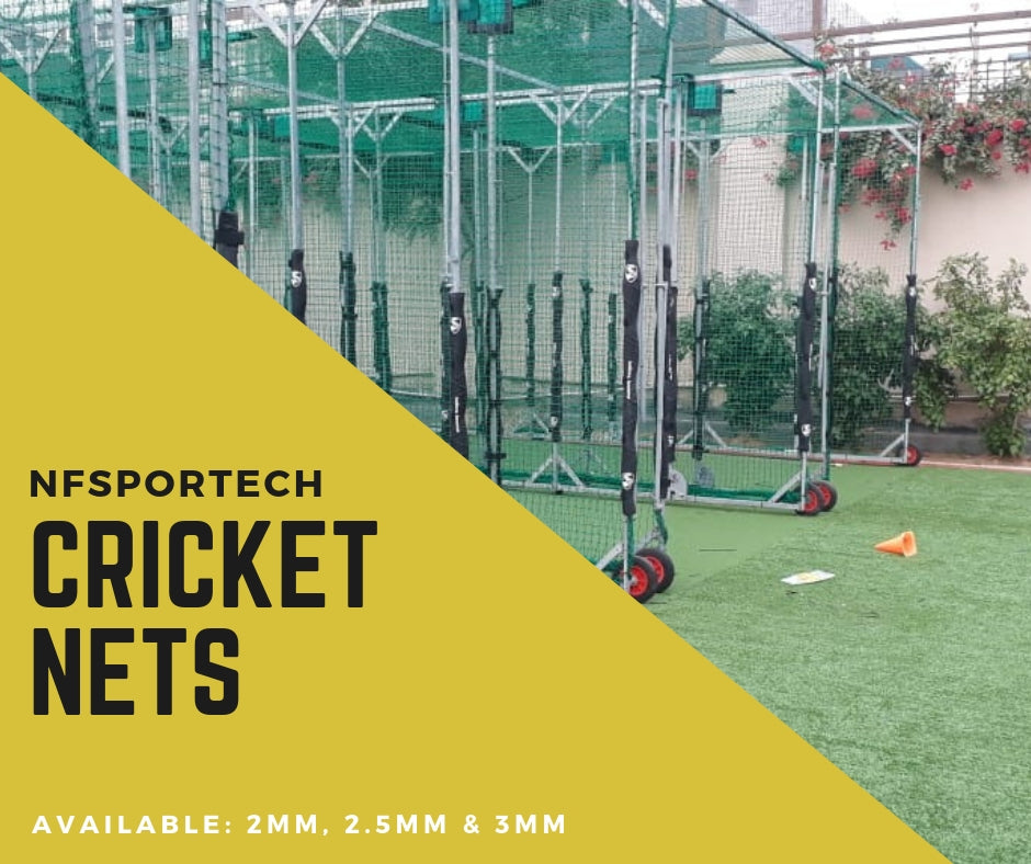 NFS Cricket Net - NFSporTech