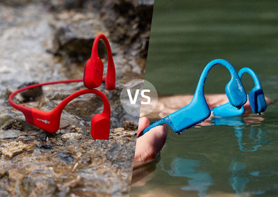 AfterShokz Aeropex vs. Xtrainerz