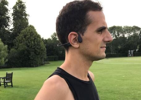 [Aeropex Review] Why Yiannis brings bone conduction training!