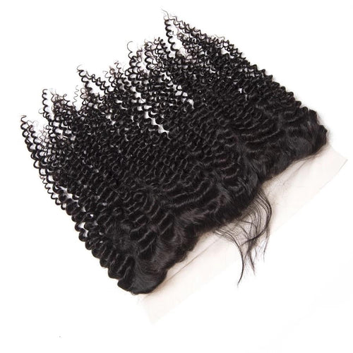 Pineapple Kiny Curl Lace Frontal
