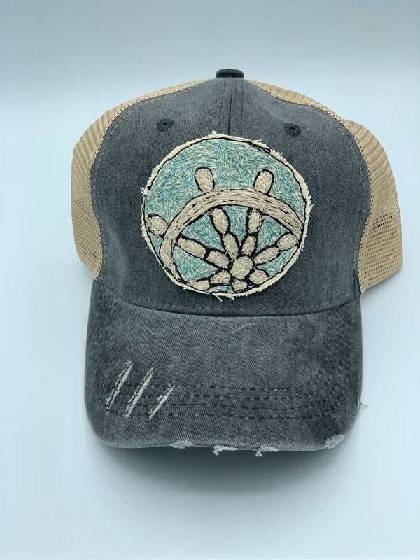 Blink Blink Trucker Hat, Yacht Rock 101