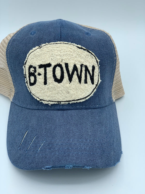 Blink Blink Trucker Hat, BTOWN