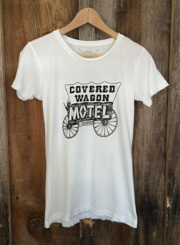 Bandit Brand Women's Tee - Covered Wagon