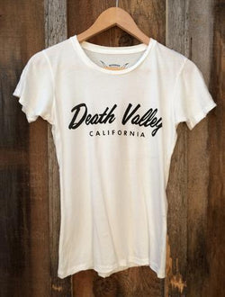 Bandit Brand Women's Tee - Death Valley