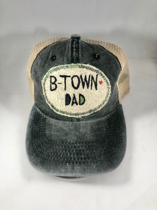 Blink Blink Trucker Hat, B-Town DAD