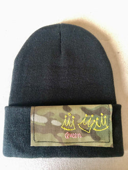"Blink Blink Beanie - ""Whose the Queen""?"