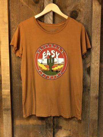Bandit Brand Women's Tee - Peaceful Easy Feelin